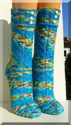 Ravelry: Schneekette pattern by Micha Klein