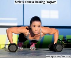 Importance of #Strength in #Athletic #Fitness #Training Program.