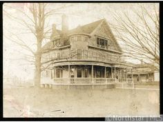 Beautiful old house in Hastings MN, wish I knew what year this was taken. House was built in 1899.