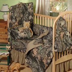 Baby's room ... not my style ... but if your into to Duck Dynasty :)