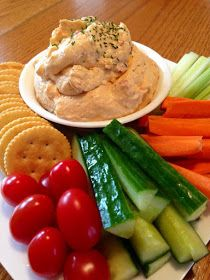 The Comforting Vegan : Vegan Pimento Cheese