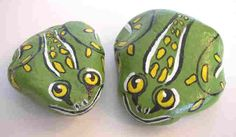 Painted Rock Frogs