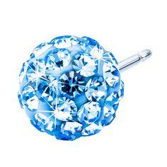 Blomdahl NT Crystal Ball 6mm Alexandrite D