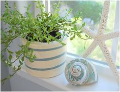 Last time, I showed you how I made cement candleholders out of ordinary plastics purchased from the grocery store. Today, the focus is planters. Unless you want just a simple cachepot, if you truly want your planter to drain there is an added trick. How to add drainage holes to a cement planter? With the …