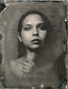 Wet Plate Collodion was a photo developing process from the early 19th century. Joe Burhosky is one of the few who still practice it today.