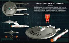 This is a fanon design and as such, there is no further information available. USS Fargo - Fabio