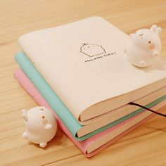 Molang Diary Planner Journal from Pocket Tokyo
