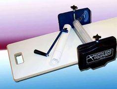 North Star Table top Slab roller Adjustable