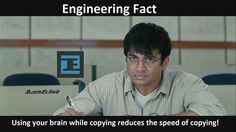 This engineering fact. | 21 Pictures That Are Way Too Real For Engineering Students