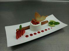 Dessertteller Plastic Cutting Board, Deko, Essen