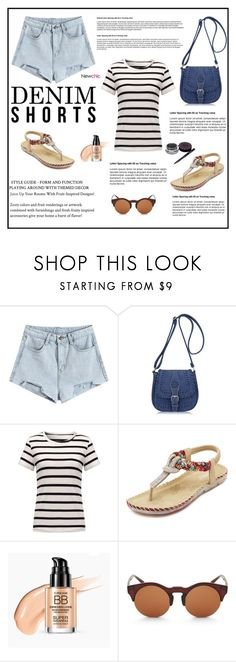 """""""Newchic 7..."""" by cindy88 ❤ liked on Polyvore"""