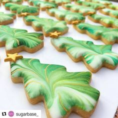 Image result for beautifully decorated christmas cookies