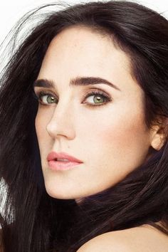 Jennifer Connelly - perfect eyebrows