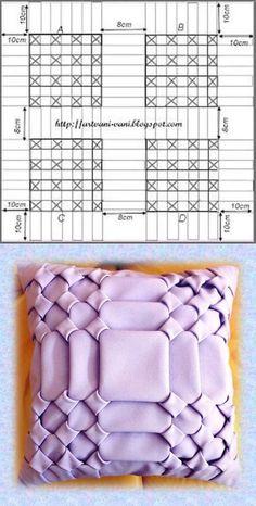 Fabric Manipulation - Textile Design - S - DIY & Crafts Smocking Tutorial, Smocking Patterns, Sewing Patterns, Skirt Patterns, Coat Patterns, Blouse Patterns, Fabric Patterns, Sewing Hacks, Sewing Tutorials