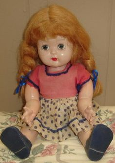 Country Ginny Doll