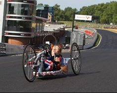 Cycling - Paralympics Londond 2012. New and Events Information
