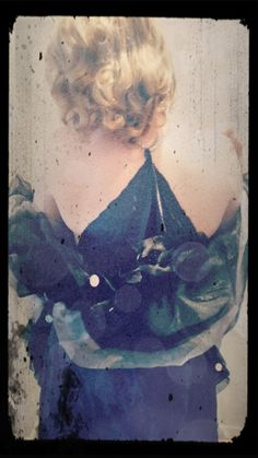 Starry Night: Silver and Black Organza Boa by RoseVonSweet on Etsy