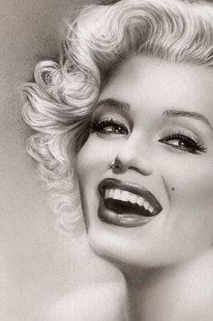 Marilyn Monroe, Art Print.