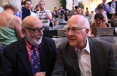 Nobel de Física 2013 para los padres del bosón de Higgs: http://www.muyinteresante.es/ciencia/articulo/premio-nobel-a-los-padres-del-boson-de-higgs-641381235889 #ciencia #science
