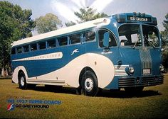 1937 Greyhound Bus. Check out Brigette's review of Jack Kerouac's On The Road here: http://chaptersandscenes.wordpress.com/2014/03/17/brigette-reviews-on-the-road/