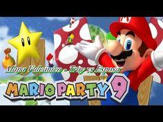 Mario Party 9: Mapa Vulcânico - Troy vs Esposa