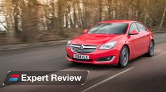 2014 Vauxhall Insignia car review