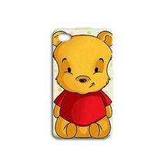 Disney Winnie the Pooh Adorable Cute Phone Case iPhone 4 4s 5 5s 5c 6 Plus + New