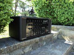 1974 100% ORIGINAL HIWATT DR112 PA Tube Amp Head VERY GOOD CONDITION!