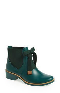 """Women's Bernardo Footwear 'Lacey' Short Waterproof Rain Boot, 1 1/2"""" heel"""
