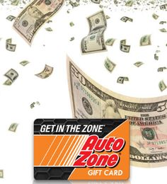 AutoZone Rev Up Your Refund Instant Win Game and Sweepstakes -Win $30,000! - ends April 17, 2017