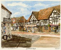 Edenbridge - Portraits of Britain