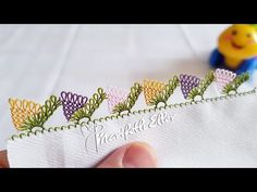 İğne Oyası Çıtı Pıtı Mükemmel Bir Modelin Anlatımlı Yapılışı | 508. Model - YouTube Creative Embroidery, Needle Lace, Quilling Jewelry, Tatting, Diy And Crafts, Like4like, Model, Create, Lace