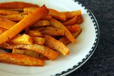 Sweet potato fries © Lindsay Lane http://wartime-diet.blogspot.nl/