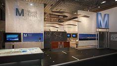 Flughafen Muenchen | ITB|M|messedesign|projekte|kohlhaas messebau