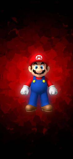 Game Mario Bros, Mario Y Luigi, Super Mario Brothers, Android Wallpaper Cars, Game Wallpaper Iphone, Cellphone Wallpaper, Super Mario Art, Geeks, Best Gaming Wallpapers