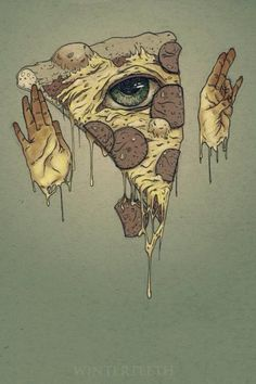 Pizza eye