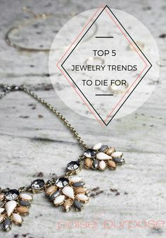 Poise and Purpose is helping a girl out with how to wear trendy jewelry pieces this season. Beauty Tips Every Girl Should Know, Beauty Tips For Face, Beauty Hacks, Trendy Jewelry, Jewelry Trends, Girls Out, Nail Art Designs, Purpose, How To Wear