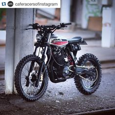 ⚡️ The French Tracker is born ⚡️ Thanks guys !@caferacersofinstagram