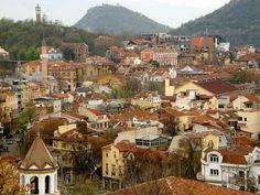 MI PARAISO ESCONDIDO: Poblacion medieval. Bulgaria.