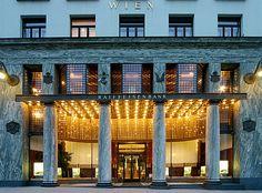 Looshaus - Vienna Vienna Austria, Mansions, Architecture, House Styles, Building, Image, Home Decor, Ideas, Modernism