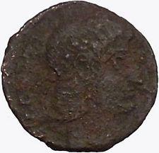 CONSTANTIUS II son of Constantine the Great Roman Coin Wreath of success i43041 #ancientcoins https://guidetoancientcoinsengland.wordpress.com/2015/10/21/constantius-ii-son-of-constantine-the-great-roman-coin-wreath-of-success-i43041-ancientcoins/