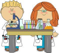 Nosotros tenemos la clase de ciencias a las diez y cuatro de la mañana los martes y los jueves.