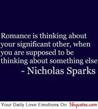 Nicholas Sparks quote. You will only understand this if u know what it is to really fall in love.