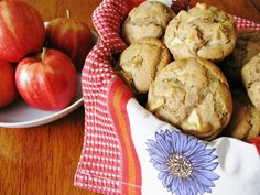 Gluten Free Apple Allspice Muffins