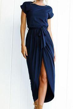 Venidress After Midnight Casual Maxi Dress – VENI