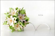 Kusudama Lily