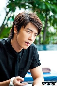 Hello. Lee Donghae