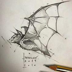 Image may contain: drawing Cool Art Drawings, Pencil Art Drawings, Art Drawings Sketches, Easy Drawings, Animal Sketches, Animal Drawings, Sharpie Art, Naive Art, Technical Drawing