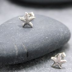 STARFISH cartilage stud earring piercing nose by RoyalCountess, $19.80