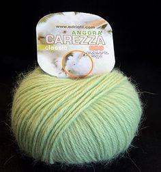Have you ever #knitted a cloud? CAREZZA #yarn by Adriafil... the softness of #angora on your skin http://www.adriafil.com/uk/scheda-filato.html?id_cat=4&id_gr=1&id_filato=CA